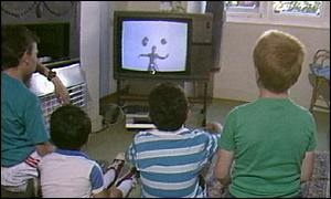 children watching too much tv Does children watching tv turn into a  but whether it's too much children watching tv  is the founder of positive parenting solutions and the best.